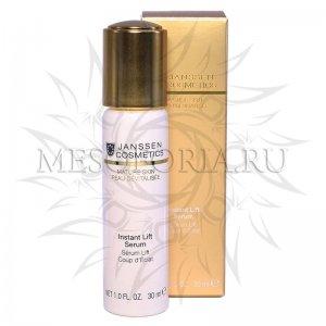 Anti-age лифтинг-сыворотка мгновенного действия / Instant Lift Serum, Janssen Cosmetics (Янсен косметика), 30 мл