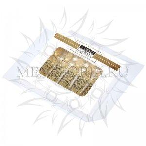Anti-age сыворотка с олигопептидами сои Cell booster Kosmoteros, 5 амп х 3 мл купить