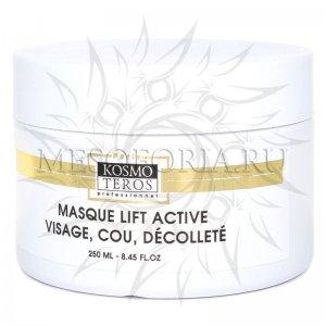Активная лифтинг-маска для лица, шеи, декольте / Masque Lift Active Visage Cou Decollete, Kosmoteros (Космотерос), 250 мл