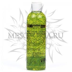 Активный специальный гель для душа с маслом макадамии / Gel Douche Exfoliant Chuile De Macadamia, Kosmoteros (Космотерос), 200 мл