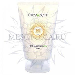Фотозащитный крем SPF 30 Mesoderm (Мезодерм), 100 мл