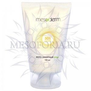 Фотозащитный крем SPF 50 Mesoderm (Мезодерм), 100 мл