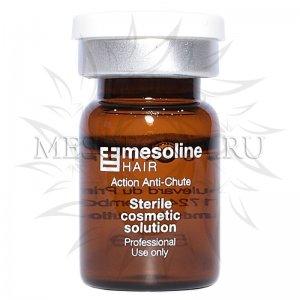 Hair Action Anti-Chute (Облысение, стимуляция роста волос), Mesoline (Мезолайн), 5 мл купить