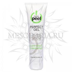 Очищающий гель с АНА-кислотами / Perfect Gel, New Peel (Нью Пил) - 100 мл