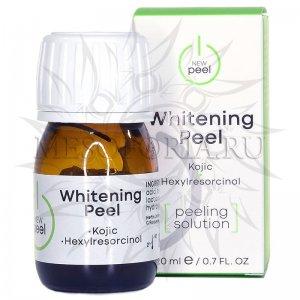 Отбеливающий пилинг / Whitening Peel, New Peel (Нью Пил) - 20 мл
