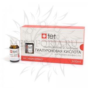 Гиалуроновая кислота + микроводоросль Tete, 30 мл