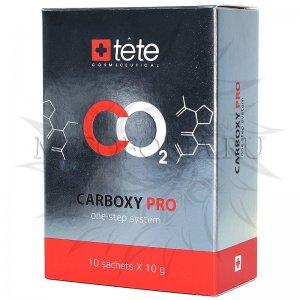 Одношаговая карбокситерапия / Carboxy PRO CO2, Tete Cosmeceutical - 10 х 10 гр