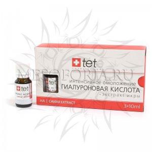 Гиалуроновая кислота + экстракт икры Tete, 30 мл