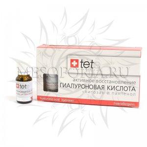 Гиалуроновая кислота + хитозан и пантенол Tete, 30 мл