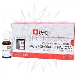 Гиалуроновая кислота + комплекс пептидов Tete, 30 мл