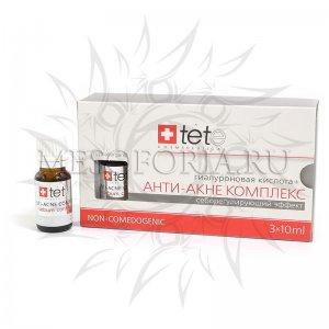 Гиалуроновая кислота + анти-акне комплекс Tete, 30 мл