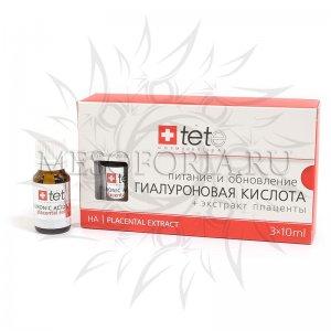 Гиалуроновая кислота + экстракт плаценты, 30 мл Tete