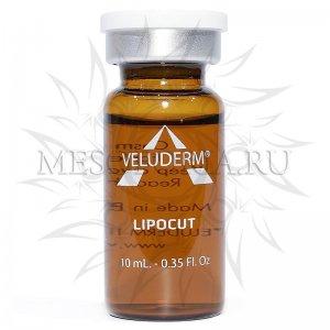 Veluderm (Велюдерм) lipocut (локальные жировые отложения), 10 мл