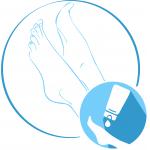 Лосьон для ног
