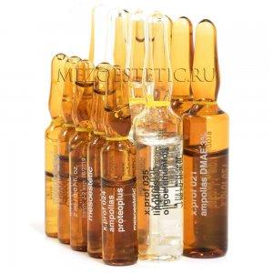 Комплекс мезококтейлей для дряблой (атоничной) кожи MESOESTETIC (10 процедур) купить