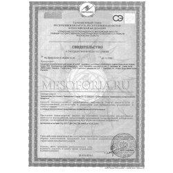 Регистрационное удостоверение GIGI