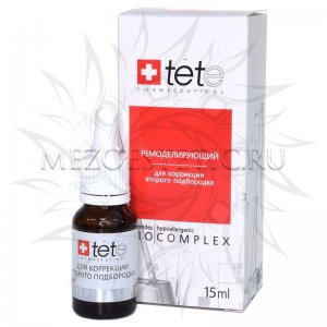 Биокомплекс Tete для коррекции второго подбородка, 15 мл